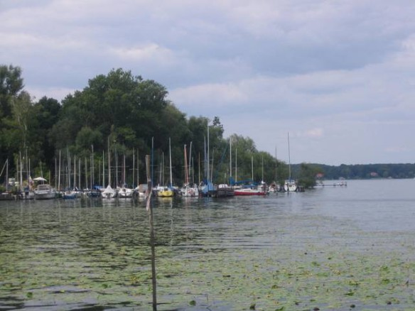 boats on wannsee